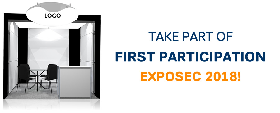 First Participation Exposec 2018