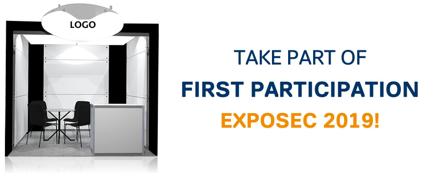 First Participation Exposec 2019