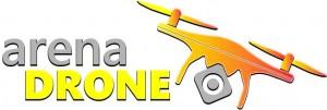 Arena Drone logo_borda preta