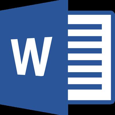 Baixe o modelo para o Microsoft Word