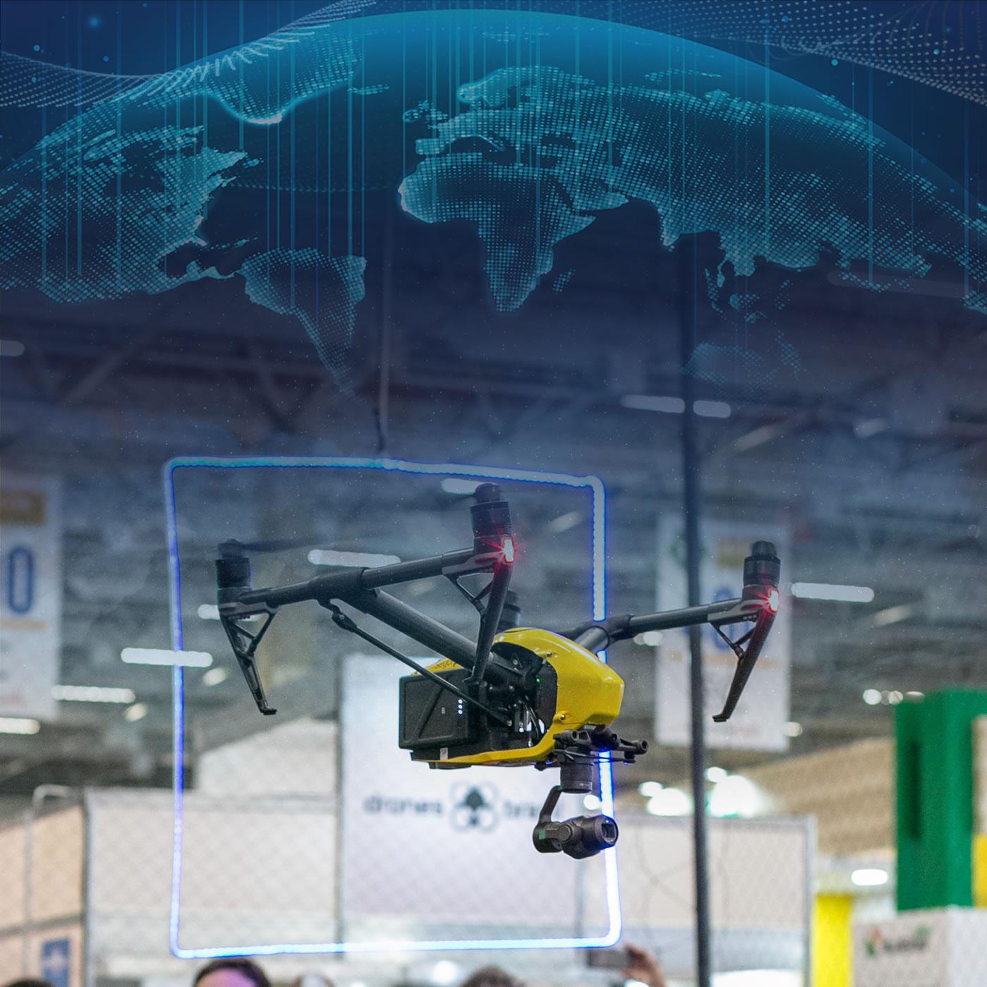 Por que Visitar a Exposec - Arena Drone