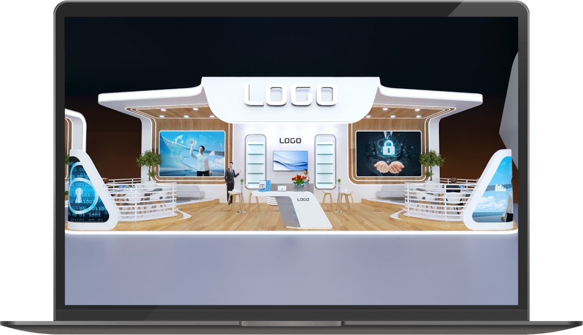 Plataforma do Visitante - Exposec Virtual